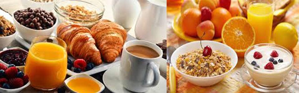 Frühstück HiSuites Hotel